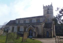St Marys Church North View